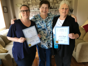 Recent Holy Fire II Usui Reiki Level Two Graduates